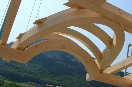 Abbaino in legno - Eco-Holz
