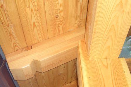 Ponte in legno a Madonna di Campiglio - ECO-HOLZ